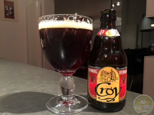 22-Jan-2015 : Croy Dubbel by Brouwerij Croy. Deep reddish brown color. Smell of fruit and toffee, found in the taste as well. Slightly sweet, not overly like many Dubbels. #ottbeerdiary