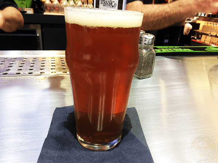 Dogtown Duck by Venice Duck Brewery at LAX #OTTBeerDiary Day 399