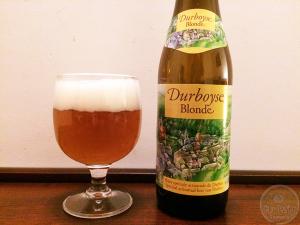 Durboyse Blonde by Brasserie Lefebvre – #OTTBeerDiary Day 275