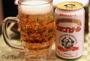 Echigo Blonde Ale