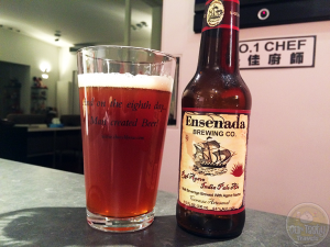 Red Agave IPA by Ensenada Brewing Co. – #OTTBeerDiary Day 266