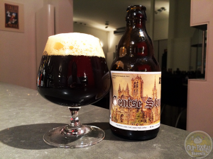 14-Apr-2015 : Gentse Stout by Brouwerij De Graal . Dark bitter flavors, lots of coffee overtaking the flavor of the 11%. Decent beer made special for the Hopduvel in Ghent. #ottbeerdiary