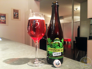 Gooseberry Sour by Mammoth Brewing Company – #OTTBeerDiary Day 327