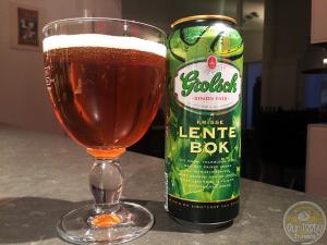 23-Mar-2015 : Frisse Lentebok by Koninklijke Grolsch. Sweet aroma, and a bitter flavor. But not quite the type of hoppy bitter I prefer. #ottbeerdiary