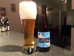 Grosse Bertha by Brussels Beer Project – #OTTBeerDiary Day 370