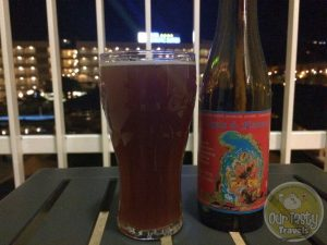 27-Apr-2015 : Ignis & Flamma by De Struise Brouwers. A fresh IPA from Flanders. De Struise's approach to Vuur & Vlaam from De Molen of Bodegraven, the Netherlands. Brewed for the 6th Boerefts Bier Festival in 2014Galena, Chinook, Simcoe, Cascade & Amarillo hops. Dry hopped with cascade. 7% ABV. Nice bitterness, with some fruity undertones. #ottbeerdiary