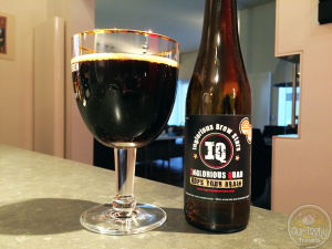 Inglorious Quad by Inglorious Brew Stars – #OTTBeerDiary Day 252