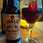 18-Jan-2015 : Isala Winterbier BA by Friese Brouwerij. Intense caramel aromas and flavors, which gave way to a slightly spicy, cinnamon flavor reminiscent of my favorite Valentine's Day treat, cinnamon red hots. Delicious! #ottbeerdiary