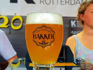 23-Aug-2015: Tess by Kaapse Brouwers of Rottetdam. At the Bier in de Tuin (Beer in the Garden) event in Tilburg. An experimental Saison. Nice sour funk. A very well done saison. #ottbeerdiary