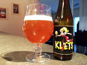 13-Apr-2015 : Klets by Brouwerij Bier & Karakter. A decent Belgian Blond beer. Fruity aroma, with a rich flavor. More bitterness than I expected. Not bad at all! #ottbeerdiary