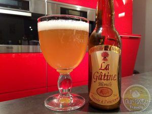 18-May-2015 : La Gâtine Blond by Gatinorge. Bitter and a little fruity. #ottbeerdiary