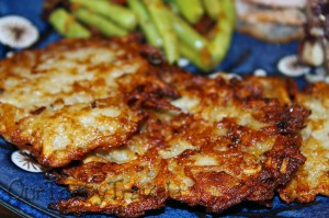 Hanukkah Recipes: Potato Latkes