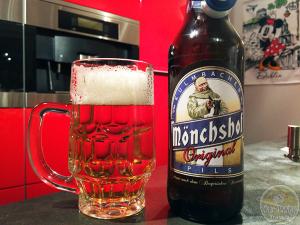 Mönchshof Original Pils by Kulmbacher Brauerei – #OTTBeerDiary Day 264