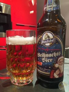 Mönchshof Weihnachtsbier by Kulmbacher Brauerei
