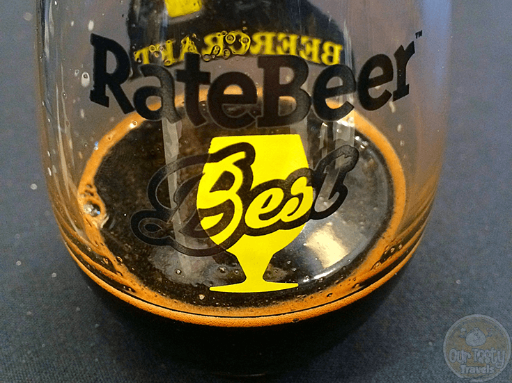 Ratebeer Best Festival - Mornin' Delight - #OTTBeerDiary Day 396