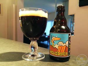 19-Aug-2015: Neuzebier Tripel Bruin by Brouwerij Anders! Much more bitter and less sweet than I expected from a brown tripel. Added sugar listed as an ingredient, but the sweetness is tempered. #ottbeerdiary
