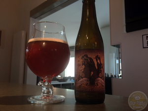 05-Aug-2015: Of Love & Regret by Stillwater Artisanal Ales. A Belgian Saison Ale, Import Series Vol. 1. Quite tasty! Some funk. Lots of spice, cinnamon, cloves. pumpkin pie. #ottbeerdiary