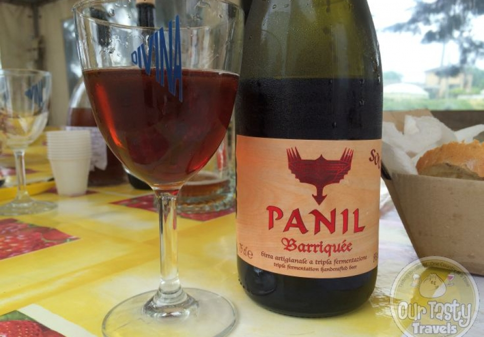 Panil Barriquée by Panil Birrificio Torrechiara #OTTBeerDiary Day 168
