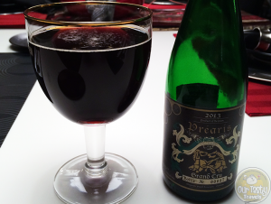 28-May-2015 : Préaris Grand Cru 2013 B.A. Bourbon (Makers Mark) by Vliegende Paard Brouwers. Bottle Nr. 00087. Quite nice flavors. Not over-strong barrel or alcohol flavors. Well balanced. #ottbeerdiary