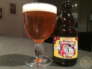 19-Jan-2015 : Préaris X-mas by Vliegende Paard Brouwers. A very hoppy Belgian Blonde ale with a heavy citrus aftertaste. #ottbeerdiary