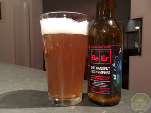 26-Jan-2015 : Que Dansent Les Nymphes by Beryllium Erbium Brewery #ottbeerdiary