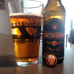 21-Mar-2015 : Today's beer is the Ratsherrn Pale Ale from Hamburg, Germany. Golden color with a hoppy, malty aroma. Fruity, hoppy bitterness with as little sweet malt in the flavor. #ottbeerdiary
