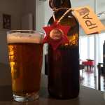 22-Feb-2015 : From the farmers market in Nuremberg around Christmas. Red Castle Brew Australian Vic Secret IPA. No odor to speak of. The initial taste is mildly hoppy. Perhaps a slight bit of sweetness. But then the drying bitterness definitely kicks in. #ottbeerdiary
