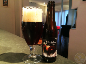Rudolphe by Brasserie De Silenrieux – #OTTBeerDiary Day 358