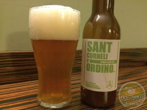 28-Apr-2015 : Sant Corneli D' Ordino by Cervesa Alpha. Rated the #1 beer from Andorra. A nice hoppy bitterness, with herbal undertones. Very happy to have found this one at La Birreria in Andorra La Vella. #ottbeerdiary