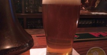 """4-Mar-2015 : Sea Hag IPA by New England Brewing Co. - A nice IPA from a local Connecticut brewery. This one's a beauty; a rich and full bodied India Pale Ale with complex malt character blended with cascade and noble hops. The end result is a beer that satisfies the """"hop head"""" out there and won't chase away the newcomer. Drink it. It's good. #ottbeerdiary"""