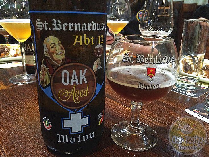 Abt 12 Oak Aged By Brouwerij St Bernardus OTTBeerDiary