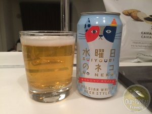 Suiyoubi no Neko by Yo-Ho Brewing Company – #OTTBeerDiary Day 311