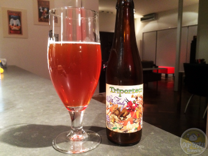 Triporteur Wild & Funky by BOMBrewery – #OTTBeerDiary Day 334