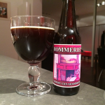 27-Jan-2015 : Vrouwe van Gramsbergh, a Belgian Quad from Brouwerij Mommeriete te Gramsbergen. A decent enough quad, you don't taste the 10% too much. Some decent fruit and even a little caramel flavor. #ottbeerdiary
