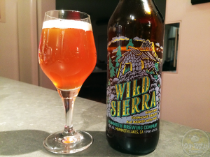 Wild Sierra Mountain Farmhouse Ale by Mammoth Brewing Company – #OTTBeerDiary Day 288