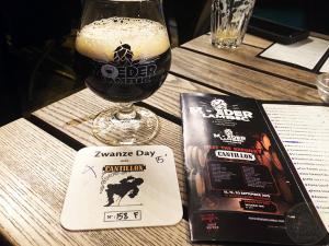 Zwanze (2015) Wild Brussels Stout by Brasserie Cantillon – #OTTBeerDiary Day 262